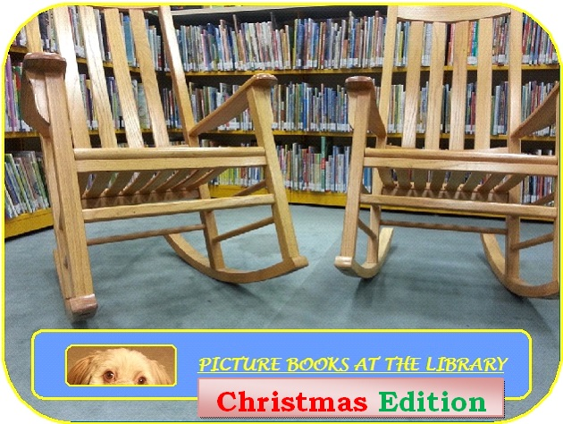 At the Library_Christmas