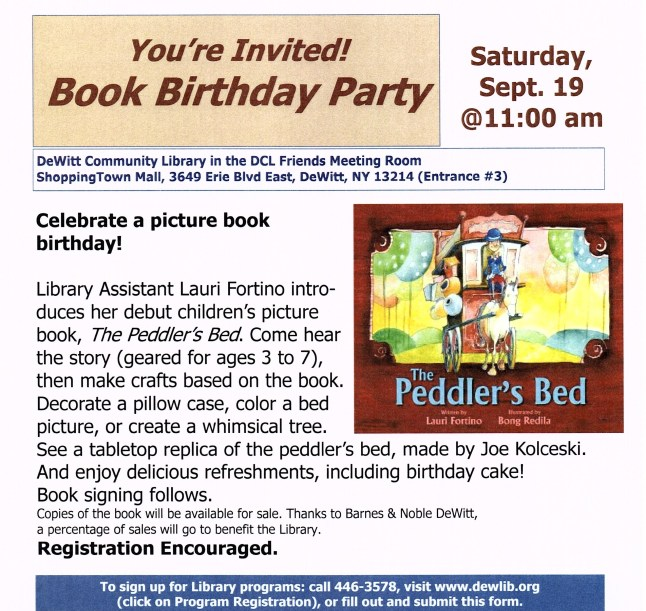 Book Birthday Party (2)