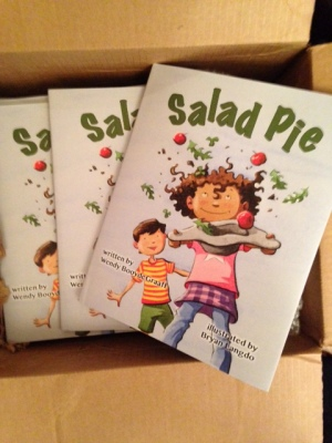 Box of Salad Pie