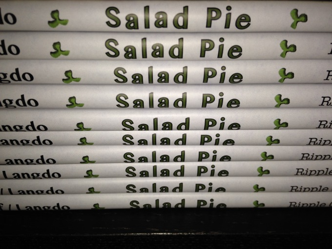 stack o' Salad Pie