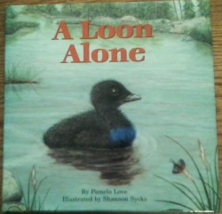 Picture of A Loon Alone