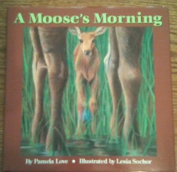 Picture of A Moose's Morning