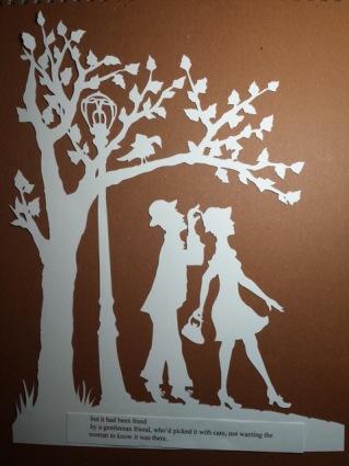 Cut Paper Art