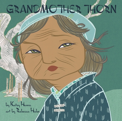 Grandmother Thorn Cover hi res