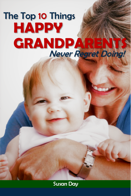 THE TOP 10 THINGS HAPPY GRANDPARENTS NEVER REGRET DOING