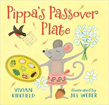 Pippas Passover Plate cover